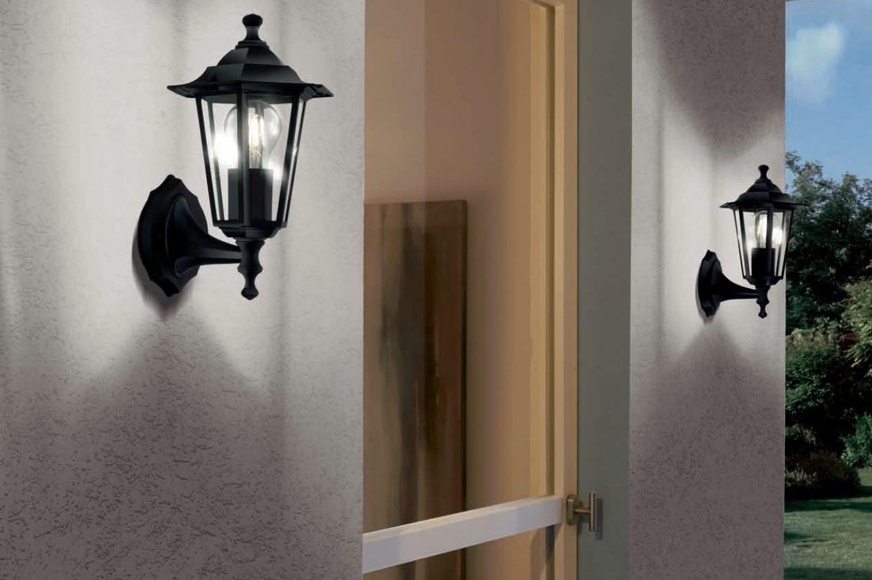 Jakie Lampy Na Zewnątrz Szczelność Opraw Oświetleniowych