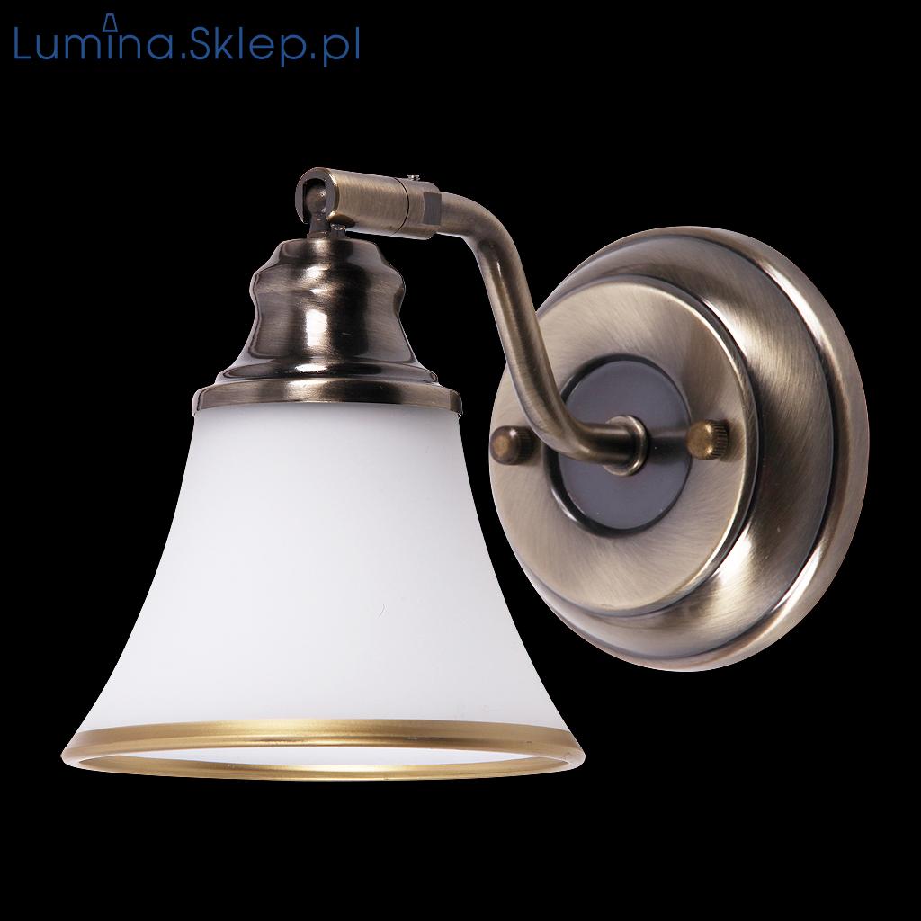 lampy retro do łazienki