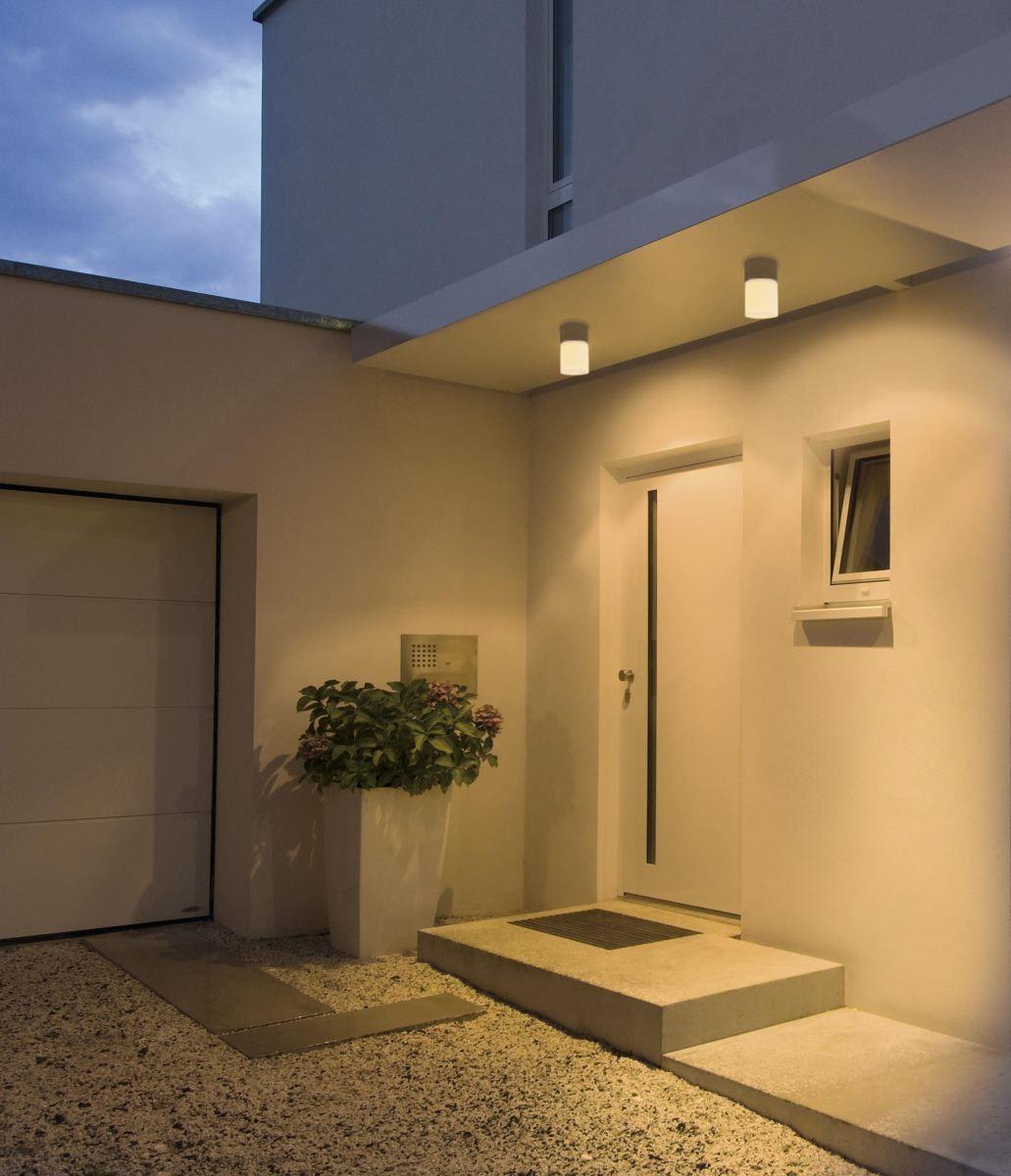 Oswietlenie Domu Z Zewnatrz