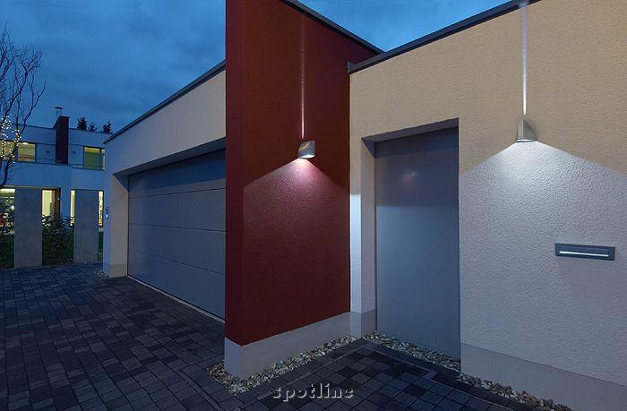 Oświetlenie Elewacji Budynku